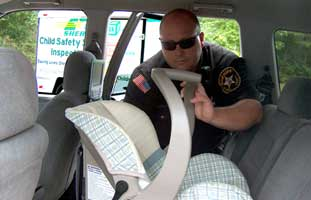 Car Seat Checkup Events